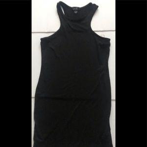 💋FINAL PRICE 💋SLEEVELESS BLACK MINI DRESS, S